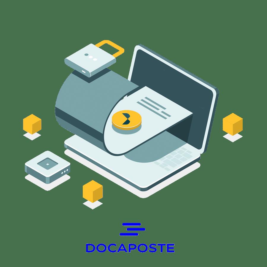 Signature électronique Datailor Docaposte